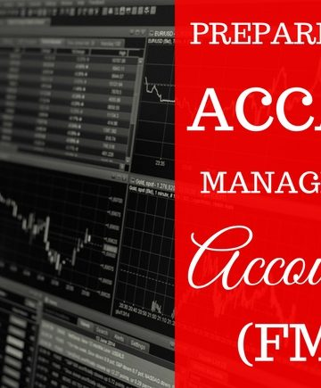 ACCA F2 Management Accounting