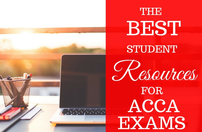 Best Student Resources for ACCA Exams | Accounks