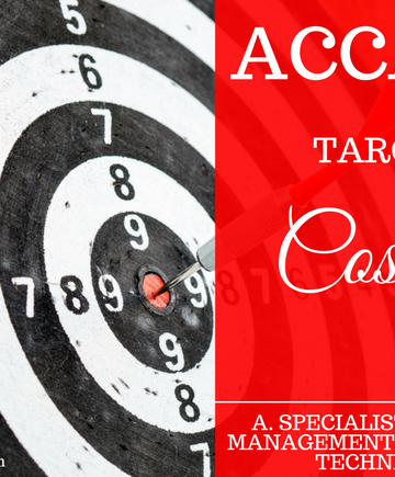 A2- Target Costing