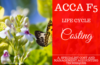 A3- Life Cycle Costing