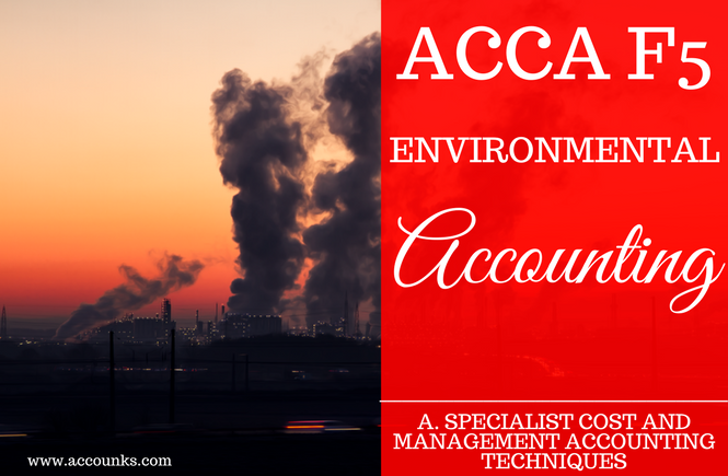 A5- Environmental Accounting