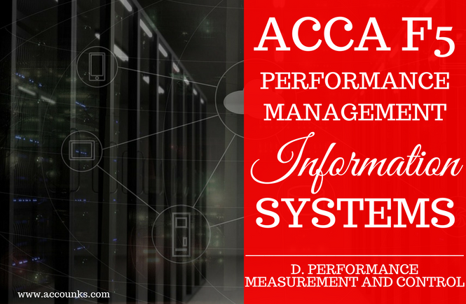 D1- Performance Management Information Systems