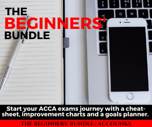 Accounks - The Beginners' Bundle- 300 x 250 - Updated