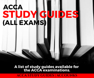 ACCA Study Guides